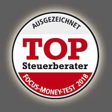 Wir sind Top Steuerberater | Focus Money 2016 bzw. FOCUS