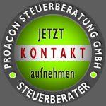 Kontakt zu proAcon Steuerberatung GmbH bzw. Fachberater im Gesundheitswesen